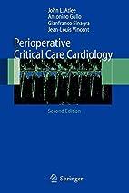 Perioperative Critical Care Cardiology…