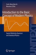Introduction to the Basic Concepts of Modern…