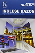 Il Grande dizionario Hazon di inglese by…