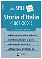 Storia d'Italia (1861-2001) by Giuseppe…