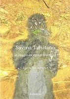 Savina Tarsitano. In viaggio-en…