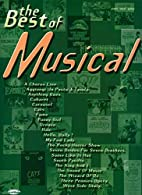 Best of Musicals the (Pvg) by Carisch