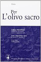 Per l'olivo sacro by Lysias