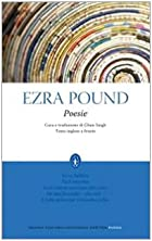 Poesie by Ezra Pound