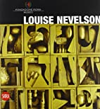 Louise Nevelson. Ediz. italiana e inglese by…