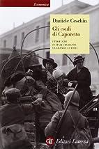 Gli esuli di Caporetto. I profughi in Italia…