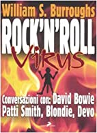 Rock'n'roll virus : conversazioni con David…