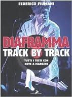 Diaframma track by track by Federico Fiumani
