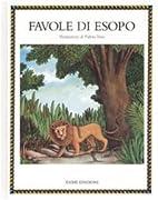 Favole di Esopo by Testa