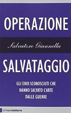 Operazione salvataggio by Salvatore…