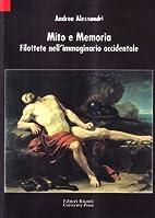 Mito e memoria. Filottete nell'immaginario…