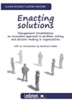 Enacting Solutions, Management…