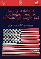 La lingua italiana e le lingue romanze di…