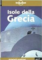Lonely Planet Isole Della Grecia (Italian…