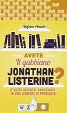 Avete il gabbiano Jonathan Listerine? (e…