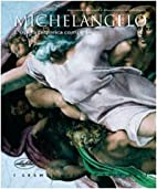 Master Painters Michelangelo: The Complete…