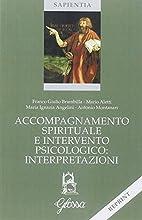 Accompagnamento spirituale e intervento…