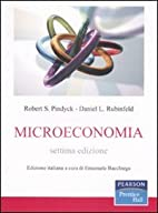 Microeconomia by Robert S. Pindyck