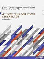 Gestione delle operations e dei processi by…