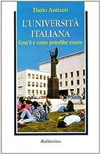 L'università italiana: come è e come…
