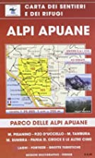 Alpi Apuane 1:25.000 101 102 by Edition…