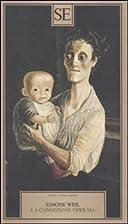La condition ouvrière by Simone Weil