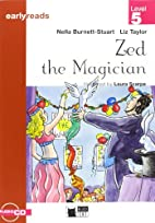 Zed the Magician cd (Earlyreads) by…