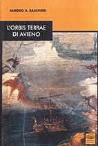 L'orbis terrae di Avieno by Rufus Festus…