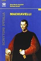 Machiavelli by Stefano Scioli G. Mario…