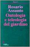 Ontologia e teleologia del giardino by…