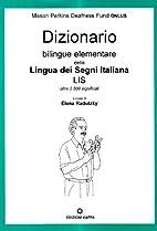 Dizionario bilingue elementare della lingua…