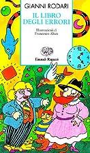 Il libro degli errori by Gianni Rodari