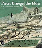 Pieter Bruegel The Elder by Wilfried Seipel