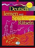 Deutsch lernen mit spielen und rätseln…