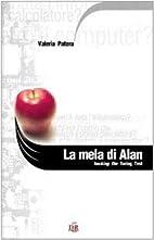 La mela di Alan by Valeria Patera