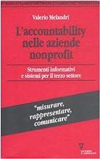 L'‰accountability nelle aziende nonprofit:…