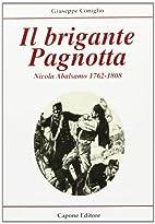 Il brigante Pagnotta: Nicola Abalsamo…