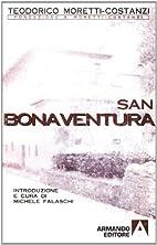 San Bonaventura by Teodorico Moretti -…