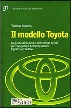 Il modello Toyota. La giusta applicazione…