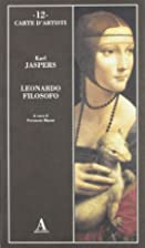 Leonardo filosofo by Karl Jaspers