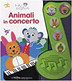 Nadeem Zaidi: Animali in concerto. Baby Einstein