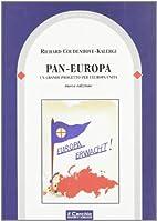 Pan-Europa by Richard. Coudenhove Kalergi