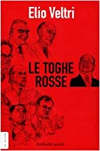 Le toghe rosse by Elio Veltri