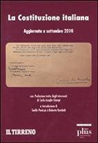 La Costituzione italiana: aggiornata a…