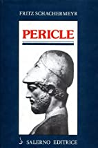 Pericle by Fritz Schachermeyr