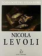 Nicola Levoli, pittore (1728-1801) (cat.…