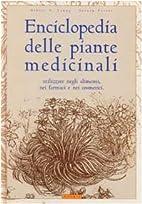 Enciclopedia delle piante medicinali…