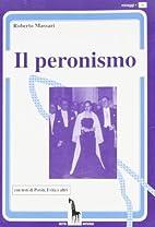 Il peronismo by Roberto Massari