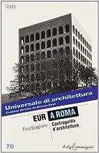 EUR: Controguida d'architettura…