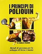 I principi di Poliquin by Charles Poliquin